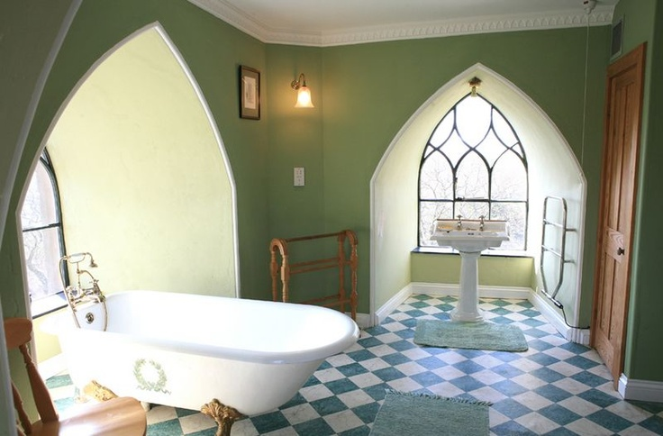 20 bagni in stile marocchino spettacolari 2 arredo idee - Bagno verde salvia ...