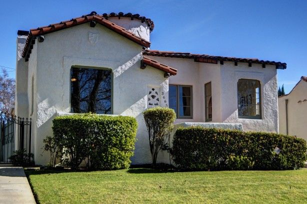 Spanish Colonial Revival Spanish Style Homes Pinterest