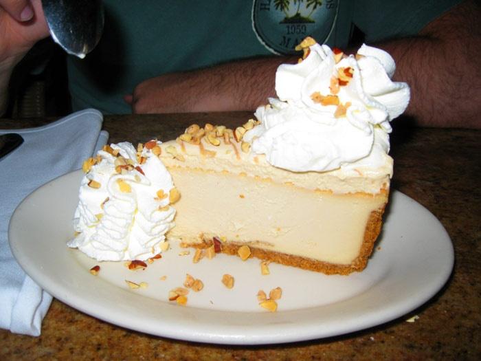Dulce de Leche Caramel Cheesecake - The Cheesecake Factory= HEAVEN.