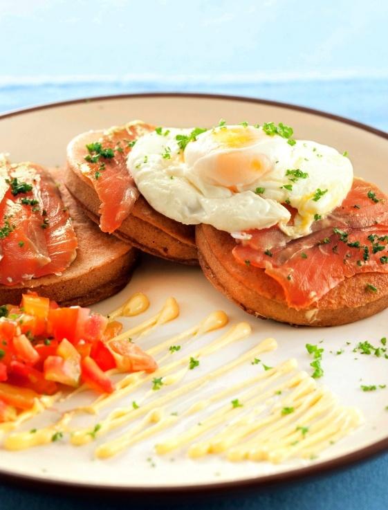 eggs and smoked salmon eggs benedict eggs benedict eggs benedict ...