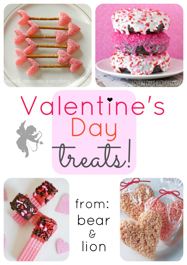 valentine's day treat ideas for daycare