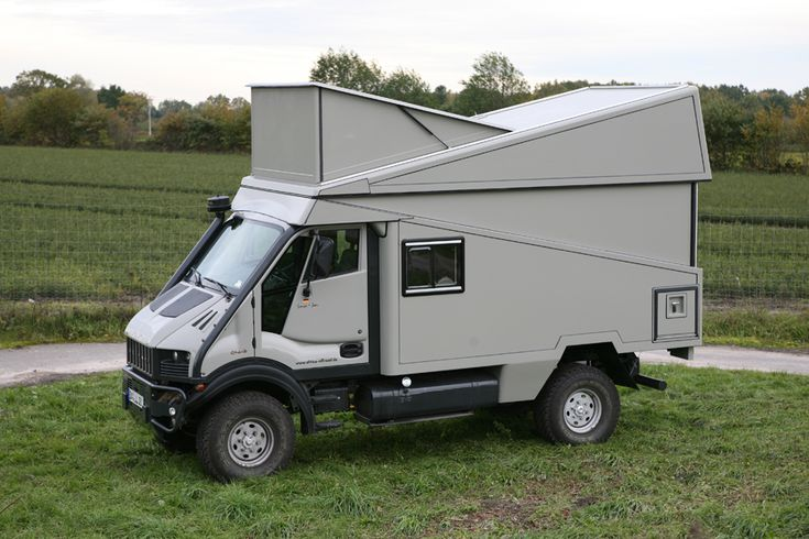 Brilliant  Gal Camping Trailer 4x4 Off Road  Quality All Optioned Camper