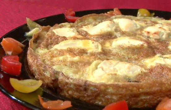 Artichoke And Mushroom Frittata #Artichoke&MushroomFrittata # ...