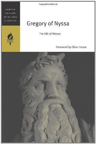 article gregory nyssa life moses