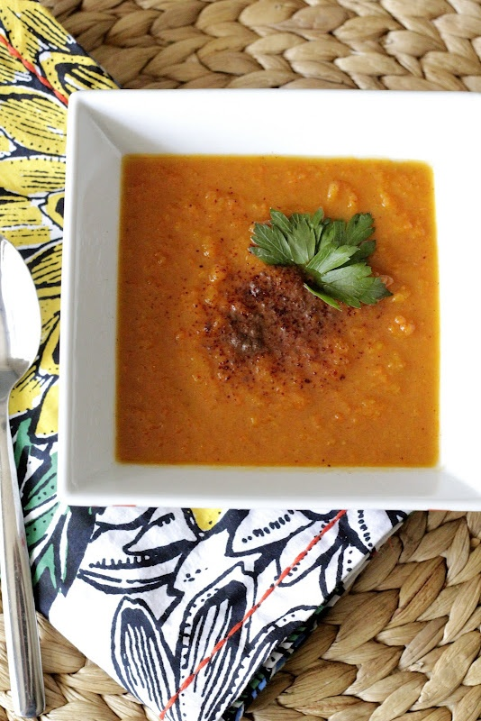 Squash, Carrot and Sweet Potato Soup: 1 butternut squash, 6 carrots ...