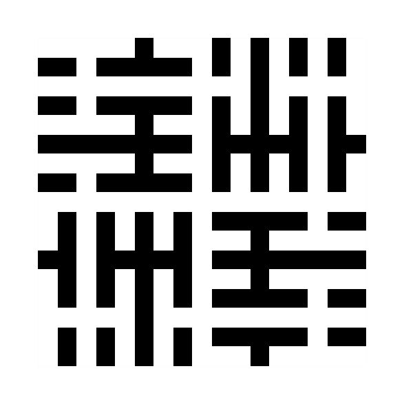 Quad--Orthogonal artOrthogonal Art