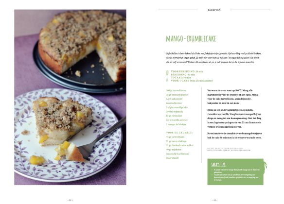 Groene Keuken Recepten : De eerste editie van De Groene Keuken Magazine (lente/zomer) is NU
