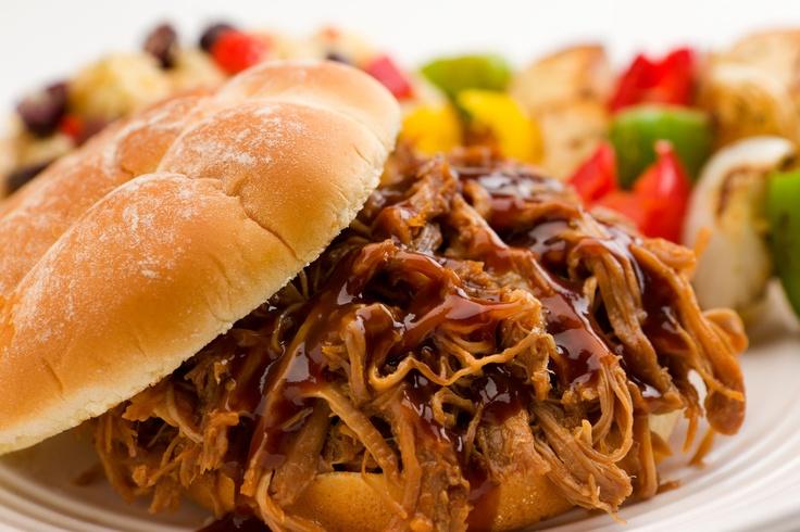 Norbest Texas BBQ Turkey Sandwich. | Turkey Recipes | Pinterest