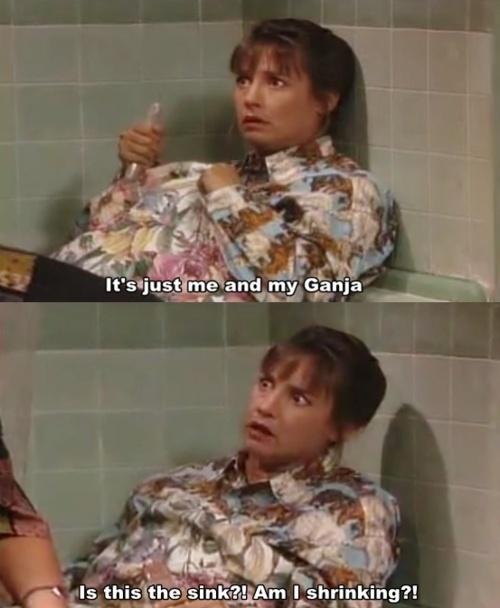 Roseanne. Best. Episode. Ever.