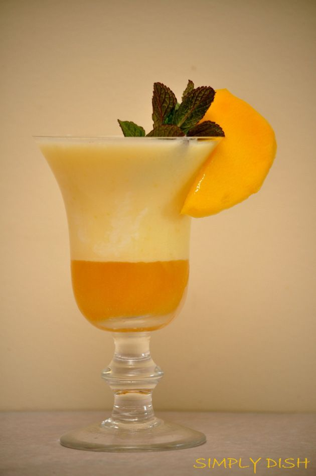 ... Coconut Cream And Caramelized Pineapple And Mango Recipe — Dishmaps