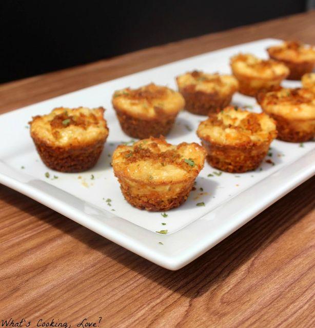 Mini Crab Cakes and Kraft Fresh Take #FreshTake #cbias - Whats Cooking ...