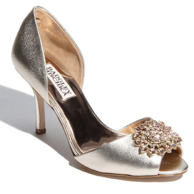Wedding shoes:) Nordstrom.com