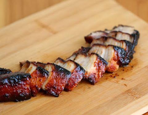Homemade Char Siu /Chinese BBQ Pork   Recipes - main   Pinterest