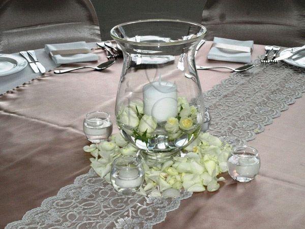 Hurricane Vases Decoration Ideas Home Decorating Ideas