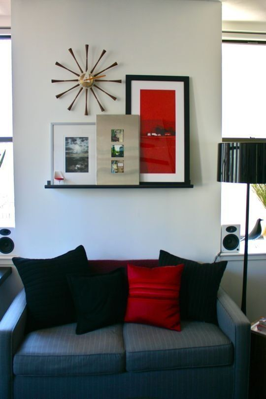 Departamentos Decoracion Moderna ~ Paul s Perfectly Suited Studio ? House Tour