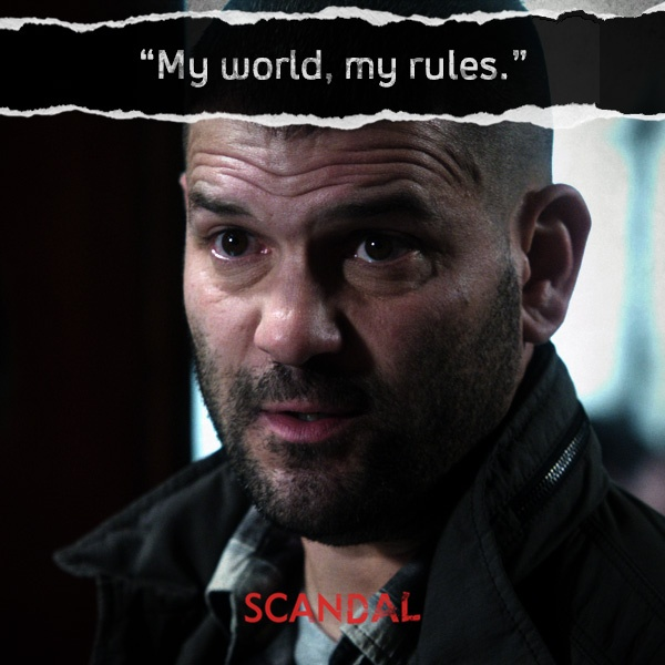Scandal - is anyone else in love w/ Huck? I am