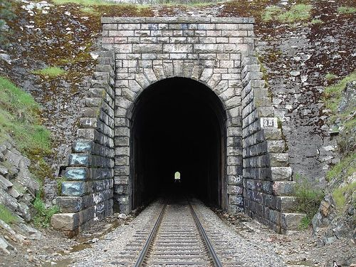 Train Tunnel Ideas To Start On Pinterest
