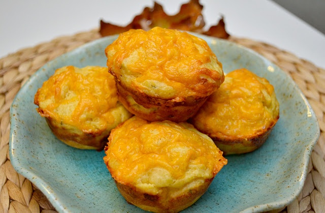 Pumpkin Cheddar & Rosemary Muffins | Cupcakes, Scones & Muffins | Pin...