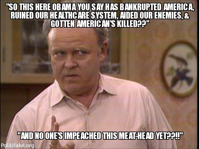 Archie Bunker Meathead Quotes
