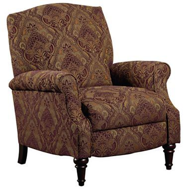 Camden High Leg Recliner Jcpenney Living Room Pinterest