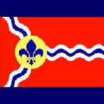 st louis flag