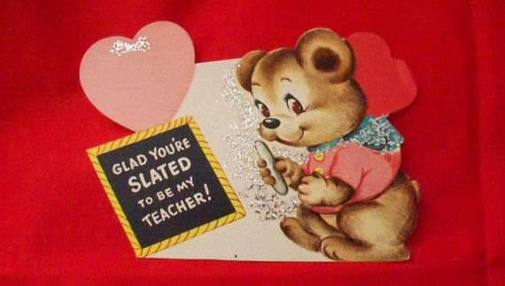 valentine day cards etsy