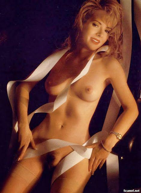 famous bond girls naked