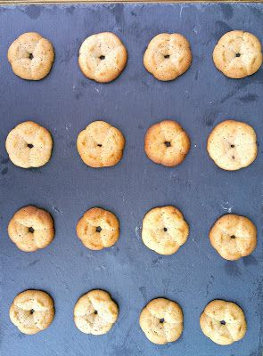 Vanilla Malted Milk Cookies | Awesome Sauce | Pinterest