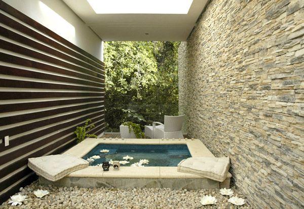 Muri in pietra: 20 ispirazioni da sogno   arredo idee