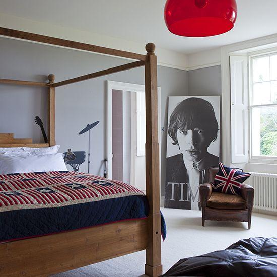 Retro Bedroom Photos Pinterest