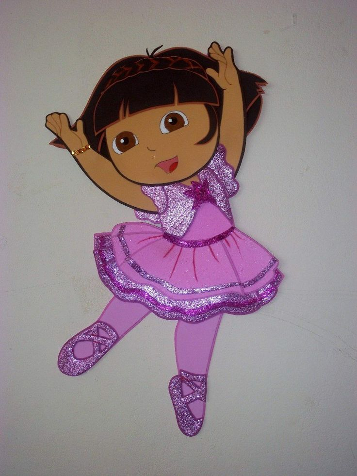 De Dora La Exploradora