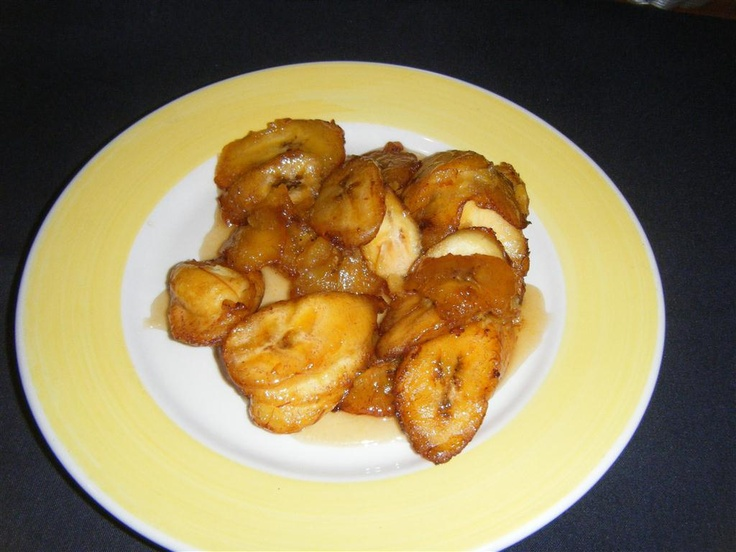 Platanos Maduros Recipe, Sweet Fried Plantains Recipe. Add some chives ...