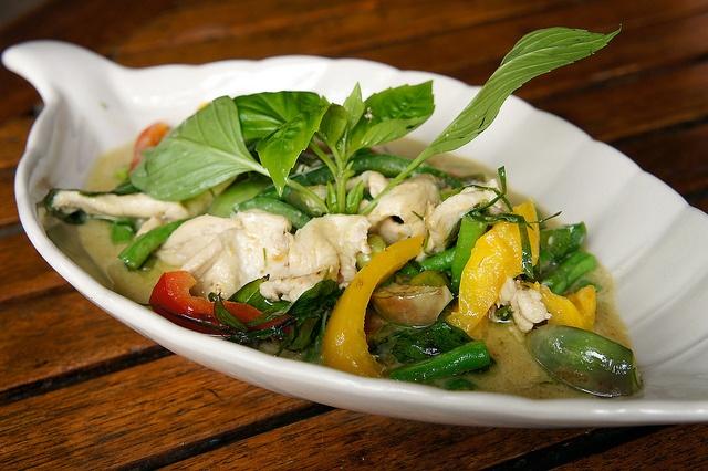 Thai Green Curry   Recipes   Pinterest