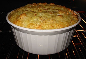 Holiday Corn Bread Pudding/Stuffing | Repin - Sides | Pinterest