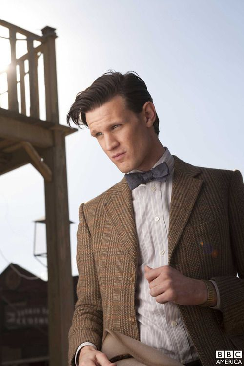 The Doctor | S7EP3 A Town Called Mercy