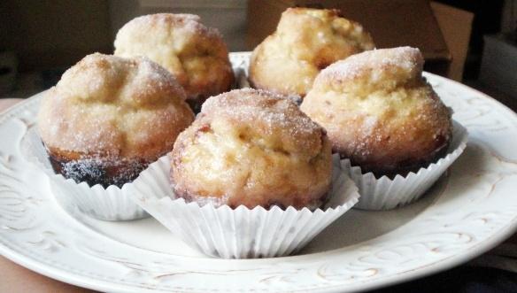 Doughnut Muffins | Food I gotta Try | Pinterest
