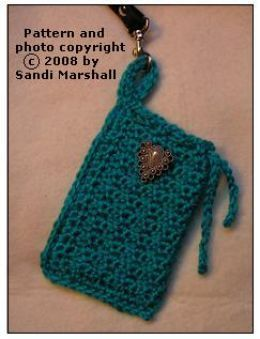 Cell Phone Pouch Pattern - About