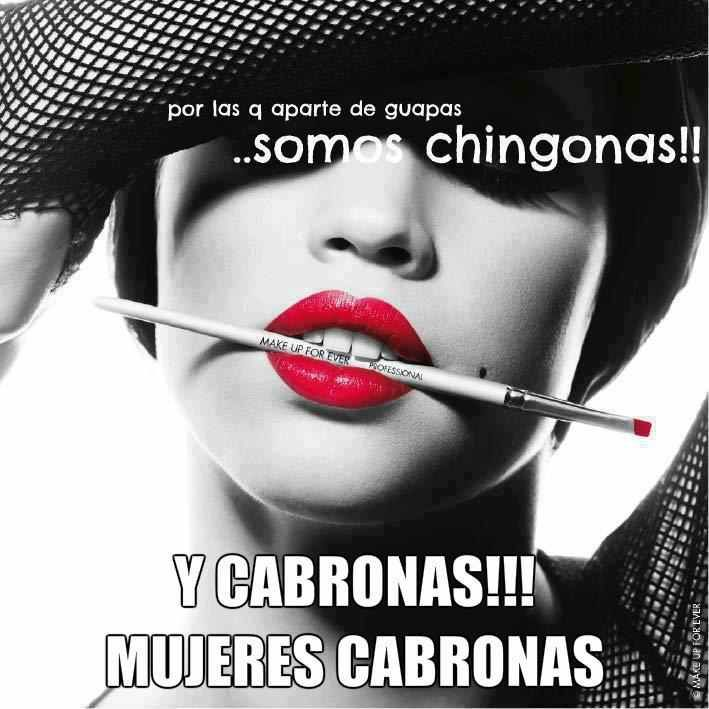 Mujeres cabronas | Spanish quotes | Pinterest