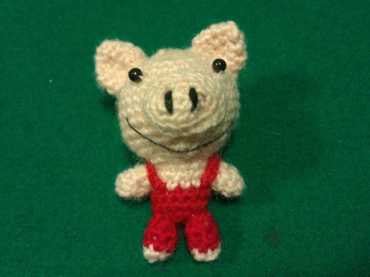Peppa Pig Crochet Purse Pattern apexwallpapers.com