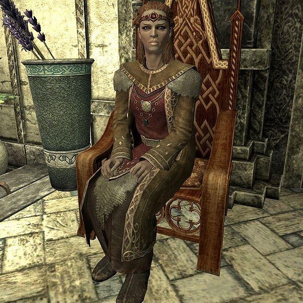 Секс с элисиф прекрасной skyrim