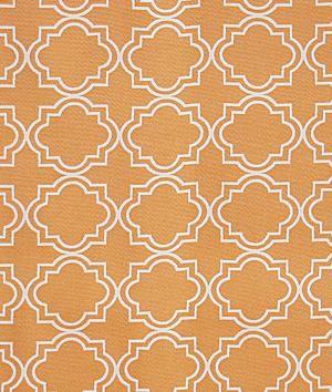 Pindler & Pindler Mudejar Tangerine Fabric