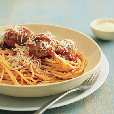 mozzarella stuffed meatballs. They are amazing and surprisingly easy ...