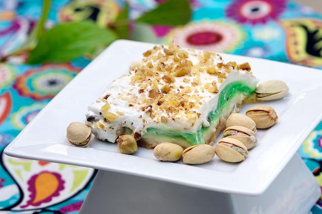 Pistachio Cake | Recipe