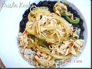 Krista Kooks Chicken Ropa Vieja 7 | Recipes to Try | Pinterest