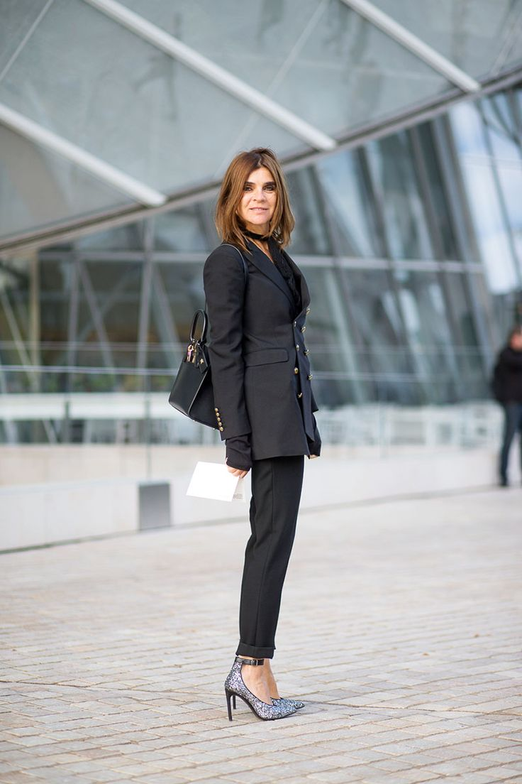 Carine Roitfeld Shares Her Best Advice From Tom Ford