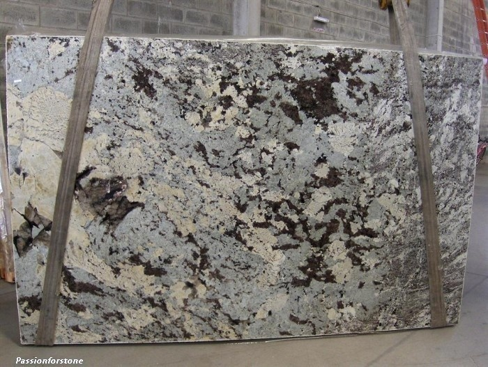 Alaskan White Granite Kitchens Pinterest