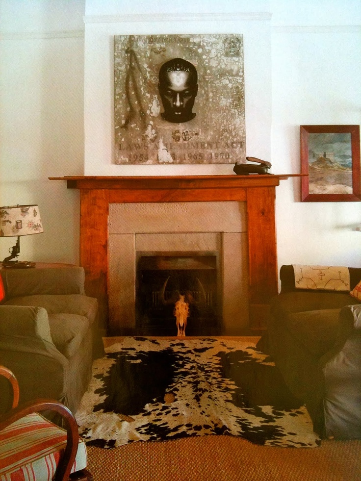 African Home Decor FIRE PLACE LOVE Pinterest