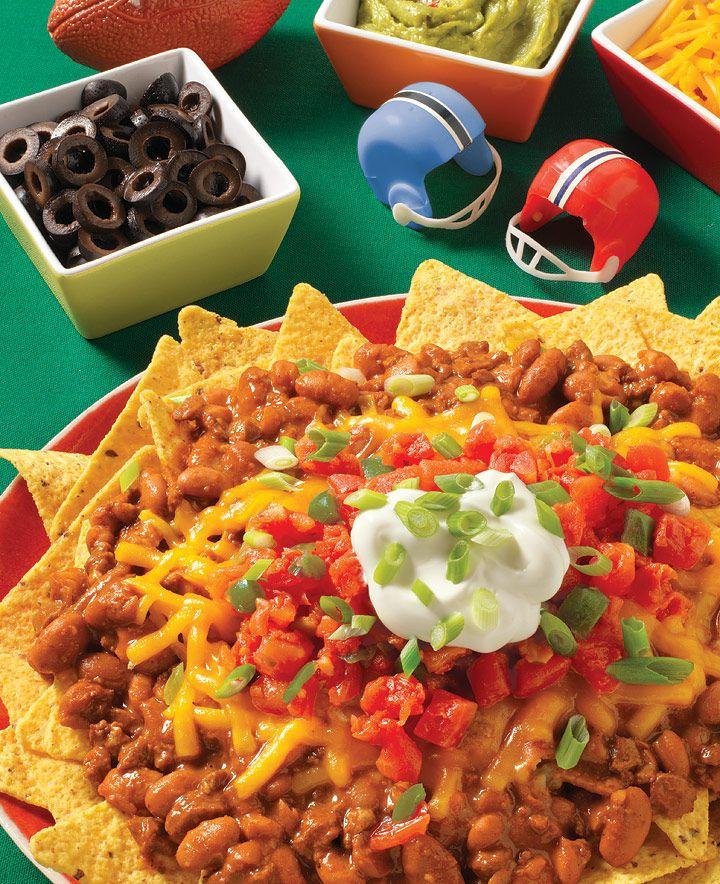 Wolf Brand Cowboy Nachos...Zesty nachos with a hearty flavor big ...