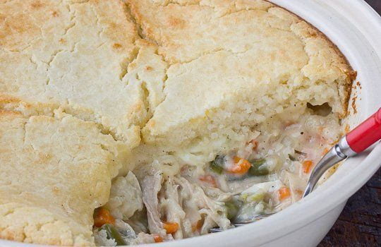 The best biscuit pot pie crust... i also use the following simple ...