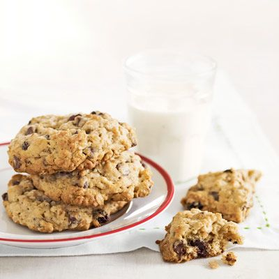 Inoffensive Oatmeal-Raisin Chocolate Chip Cookie Recipes — Dishmaps